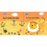 Dont Tickle the Lion! - HotPick