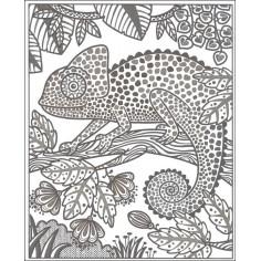 Jungle Magic Painting Book Usborne
