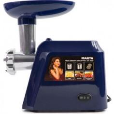 Masina de tocat electrica MT-2089 Blue Sapphire, 2000 W