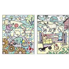 Poppy and Sam's Magic Painting Book Usborne