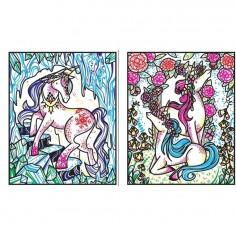 Unicorns Magic Painting Book Usborne