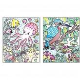 Animals Magic Painting Book Usborne - HotPick