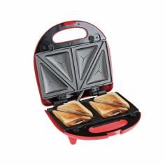 Sandwich maker 3 in 1 cu functie gratar si waffle DomoClip DOP133