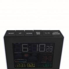 Statie meteo cu senzor wireless, ceas, alarma si termometru SL256