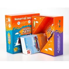 TRAFFICARS - Joc educativ Invatam numerele si antrenam memoria